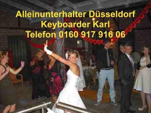 Alleinunterhalter Düsseldorf Dj Düsseldorf