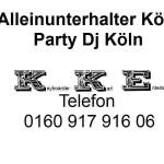 Alleinunterhalter Köln Dj Köln mit Alleinunterhalter Koeln und Dj koeln Anlage