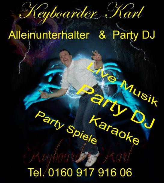 DJ Köln mit DJ Köln Anlage und Alleinunterhalter Köln mit Licht und Party Spiele