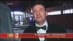 Legendärer Alleinunterhalter Köln und dementsprechend Party Dj Köln bei RTL Punkt 12 in den Nachrichten Sendungen rund um Köln