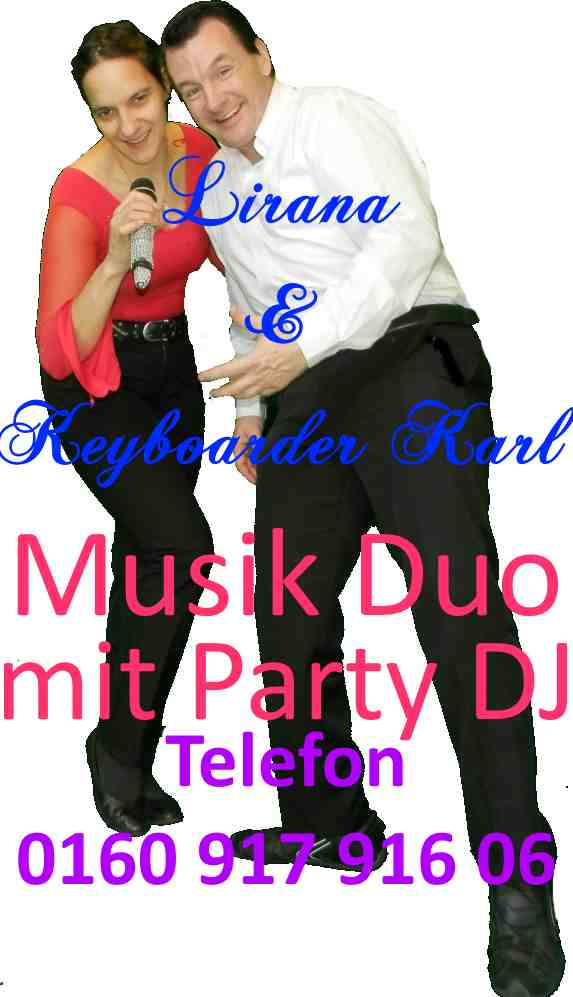 Alleinunterhalter Düren musik Duo Düren Party DJ Düren Lirana Entertainment NRW