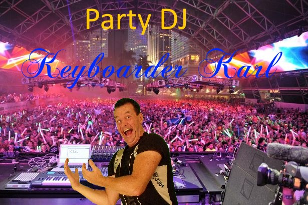Coverband Köln DJ Keyboarder Karl Partyband Köln Musiker und Alleinunterhalter für alle Feierlichkeiten rund um Köln