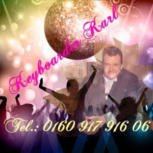 Discjockey Köln - live Musik und Discjockey für Hochzeit und Geburtstag sowie Karneval und Oktoberfest