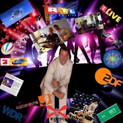 Alleinunterhalter Eschweiler und Party DJ Eschweiler - Keyboarder Karl hier Referenzen aus TV und Rundfunk