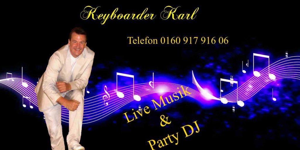 Alleinunterhalter Köln und Party DJ Köln - Live Musik und DJ mit top Anlage zum Festpreis hier buchen