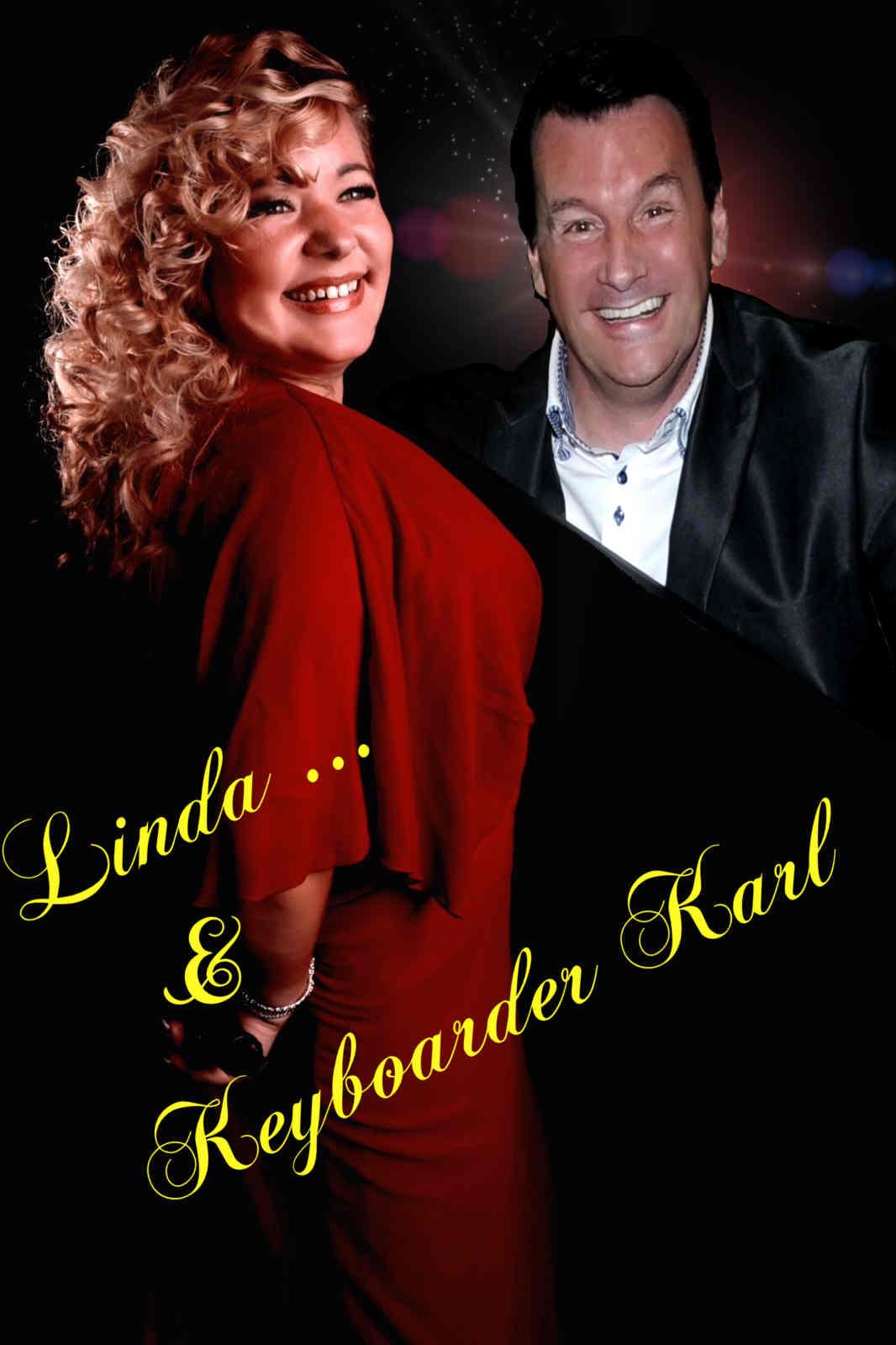 Show Act Sängerin Linda - Spezialisiert auf Kurz Auftritte aller art