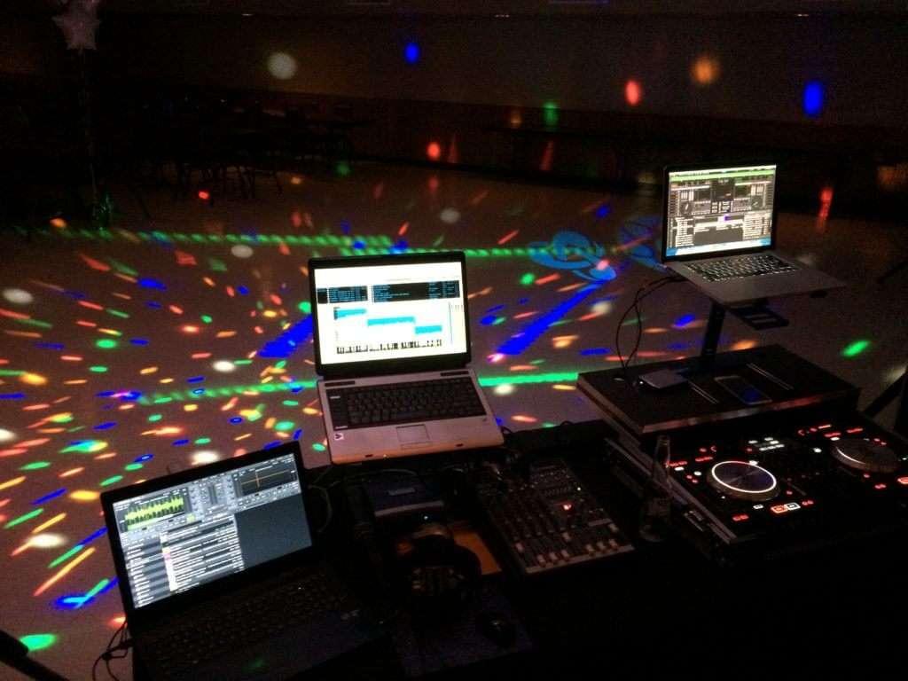 DJ Technik Keyboarder Karl